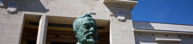 Démonstration d'Art déco à la Bibliothèque Carnegie de Reims