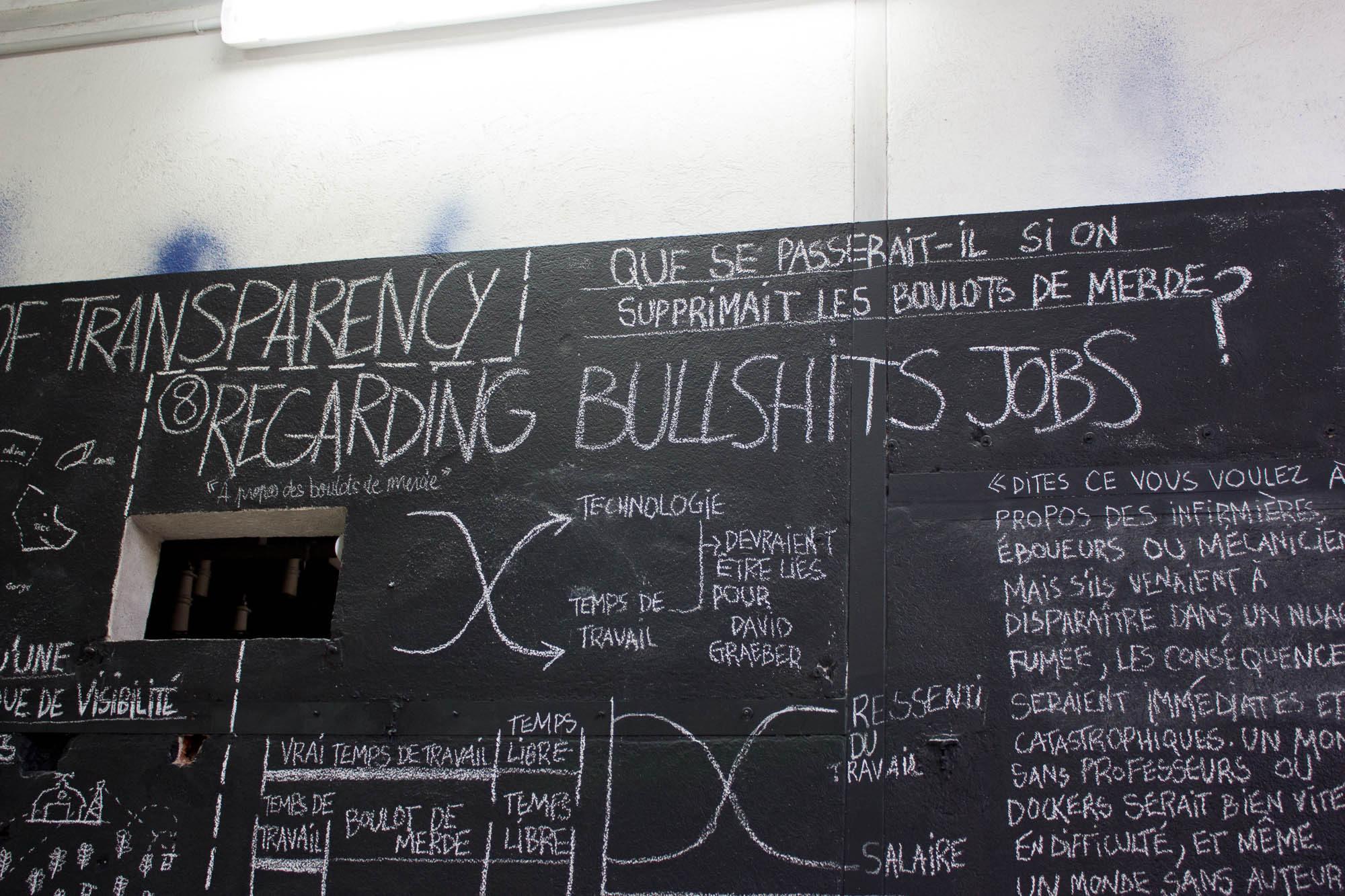 Le travail doit changer, mais comment ? #biennaledesign17