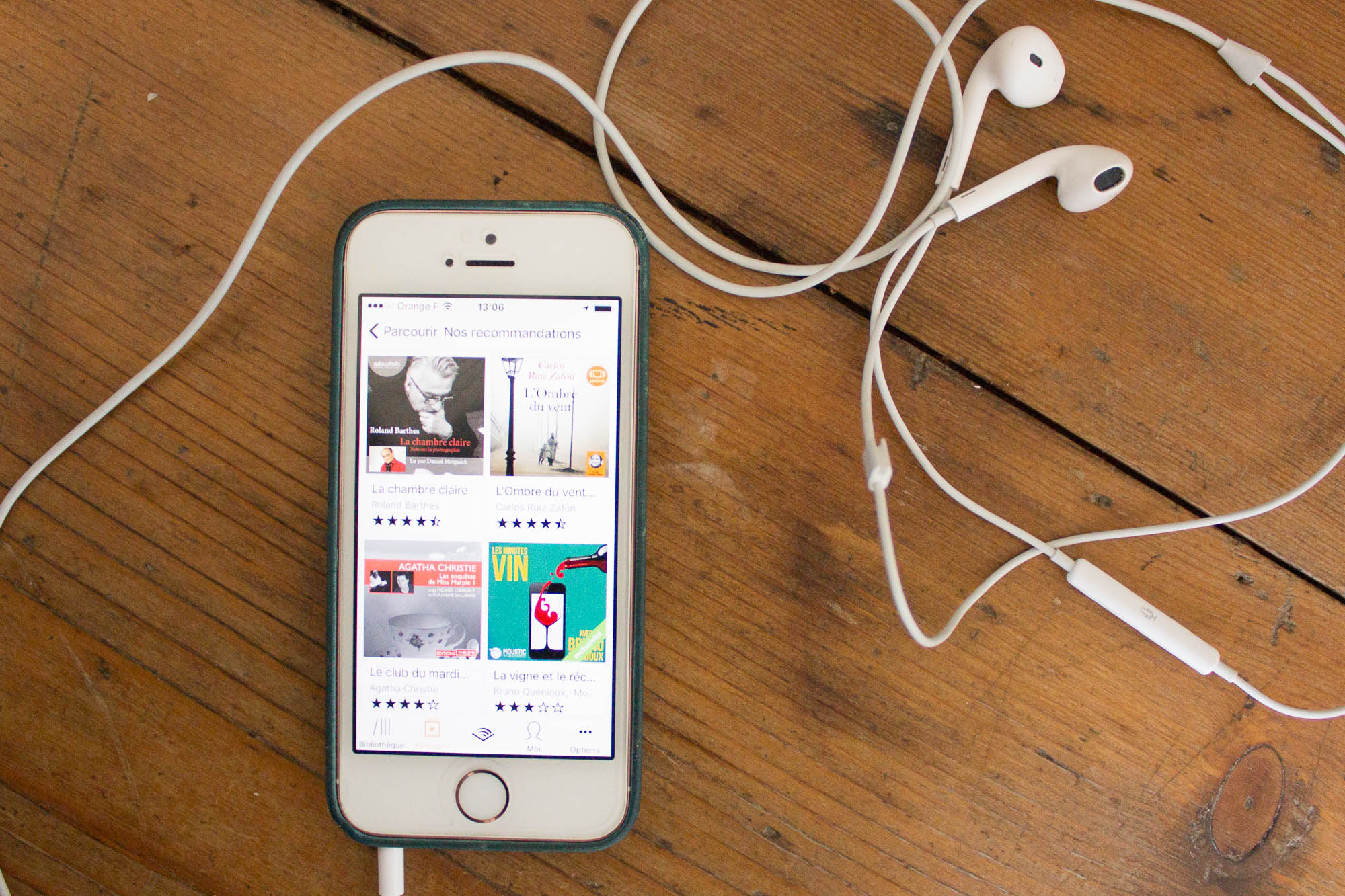 Écouter des livres audio, je suis pour ! (et Bon plan dans l'article)