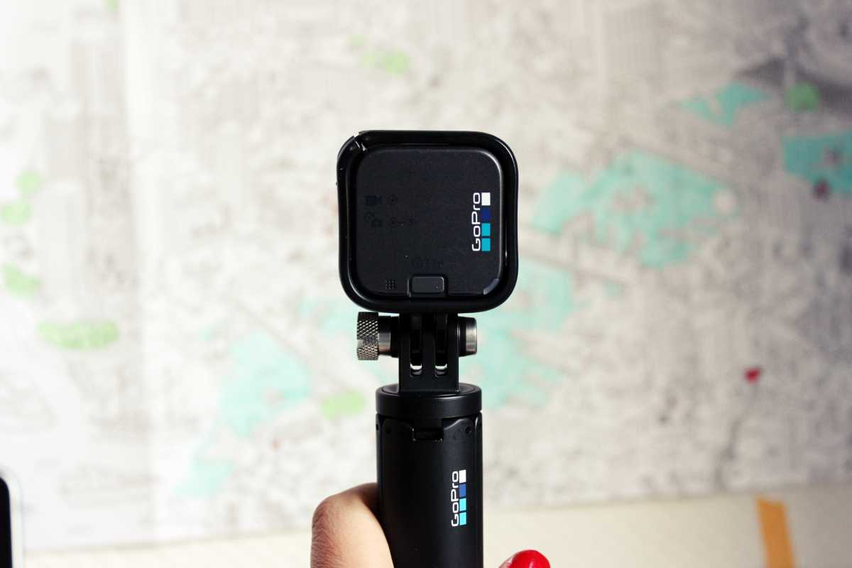 Perche gopro hero 5