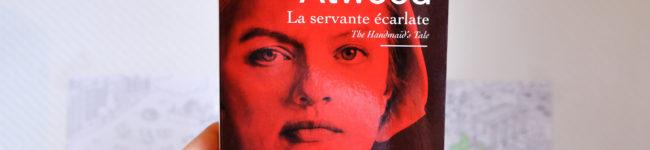La Servante écarlate, de Margaret Atwood