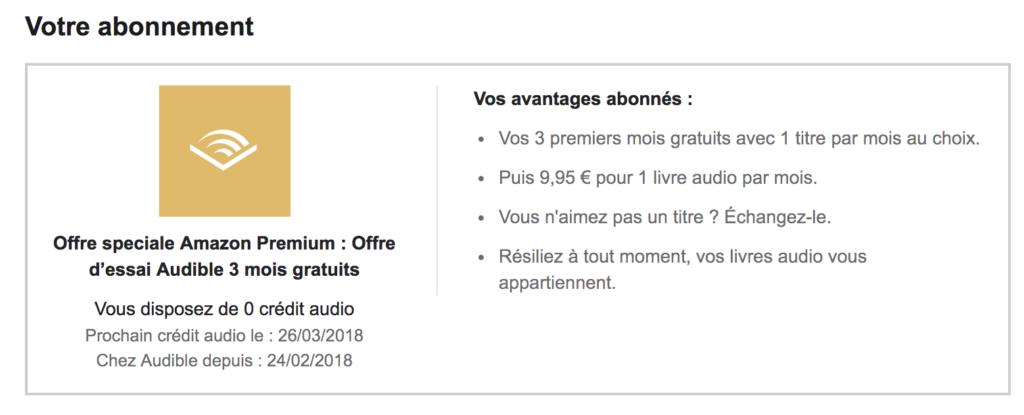 Audible Test Et Avis Sur L Abonnement Livre Audio Bon Plan