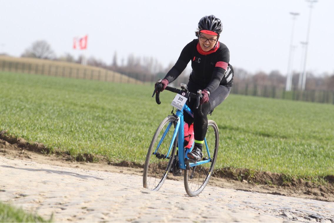 Compte Rendu Paris Roubaix Challenge 2017, 70 Km