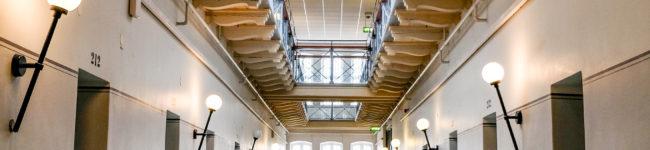 Dormir dans une ancienne prison en Suède