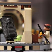 Pas de LEGO pour Star Wars aux Arts Déco