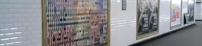 L'affiche presque vide du RMN Grand Palais