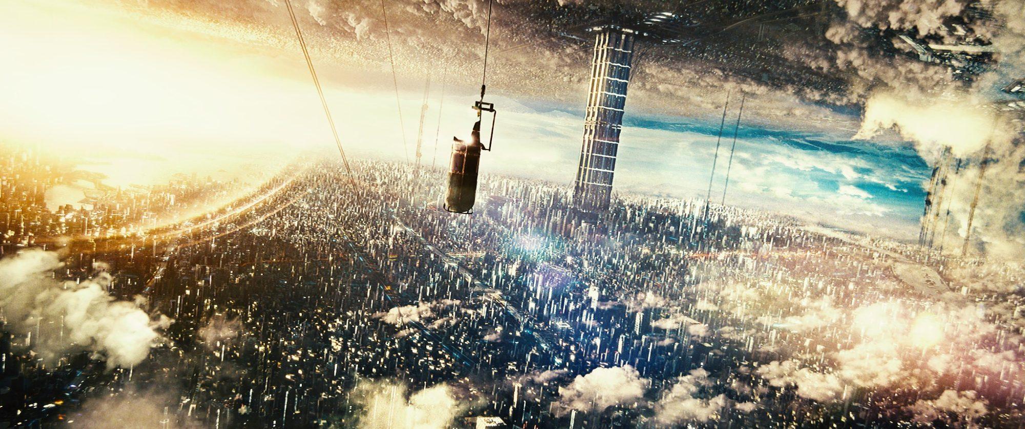 Uspide Down, plus fort que la gravité et au-delà des nuages