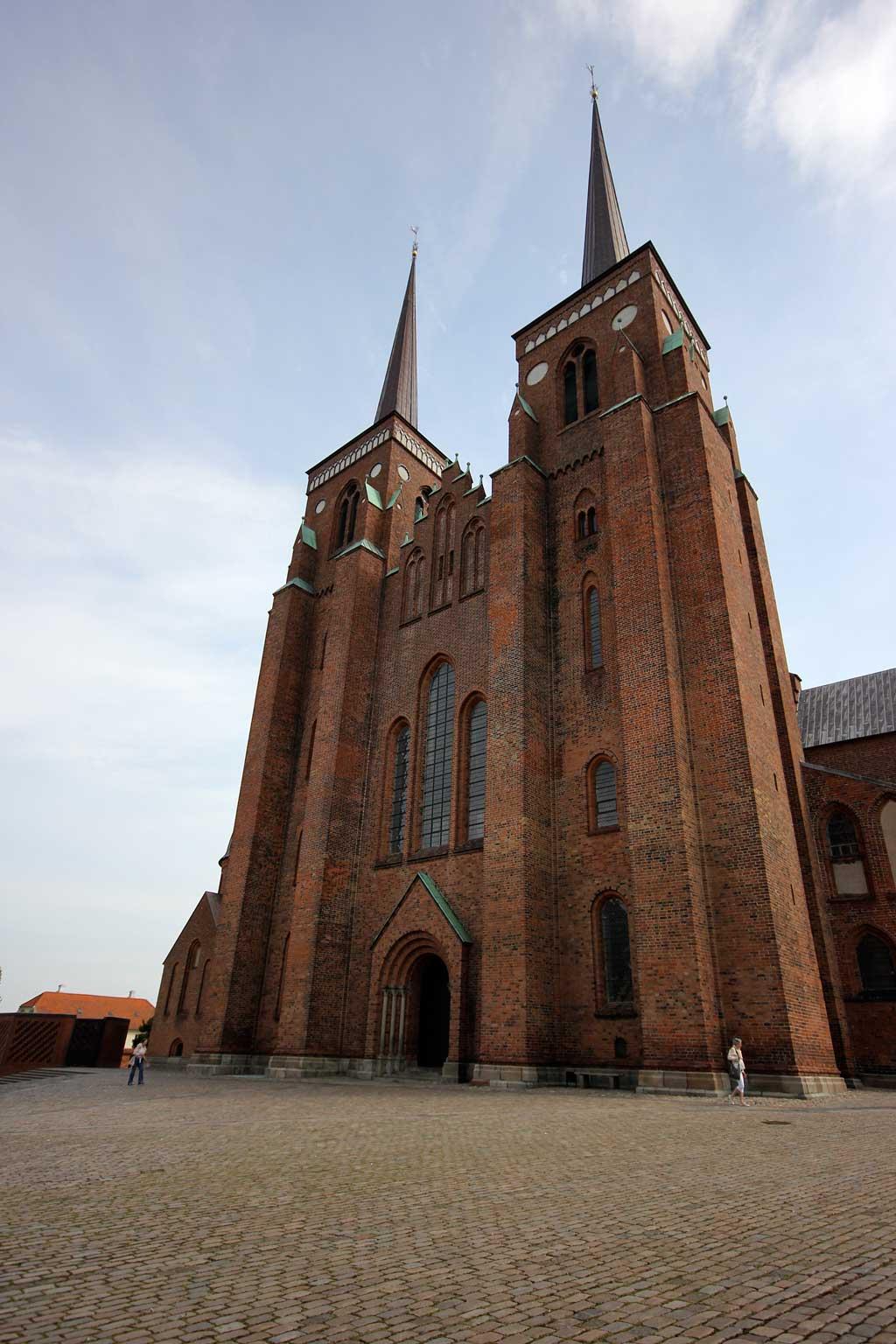8 siècles d'histoire du Danemark dans la Cathédrale de Roskilde