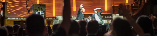 LeWeb '13 : Joe Gebbia, «Relier deux points d'une manière innovante»