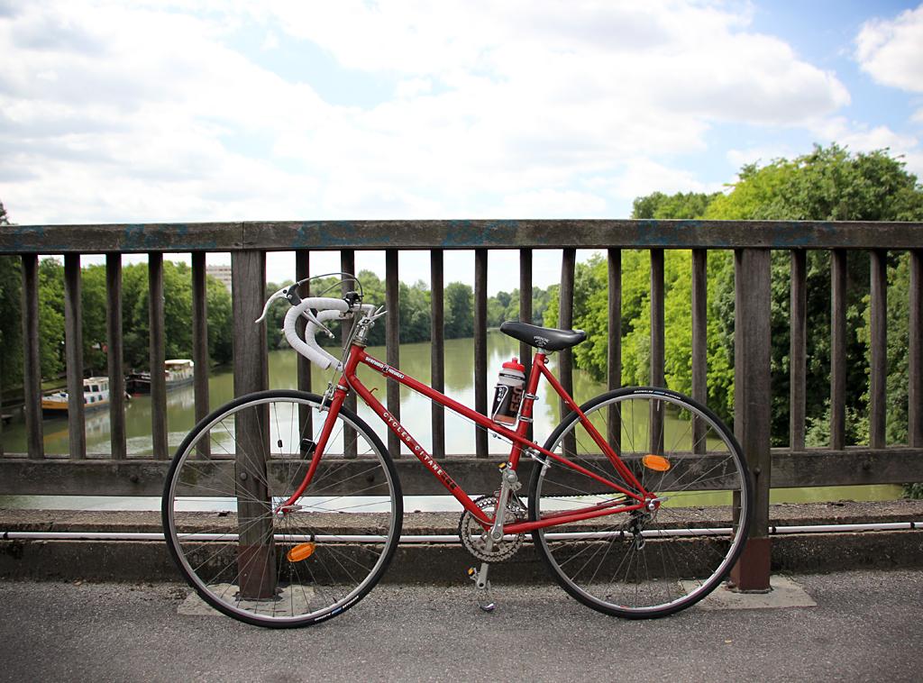 Vélo rétro, me verra-t-on à La Patrimoine ?