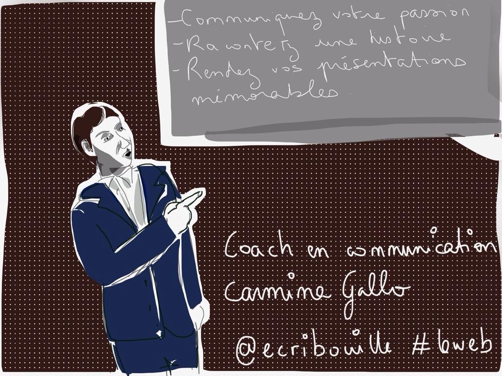 LeWeb'13 : Avoir une idée c'est bien, savoir la communiquer c'est mieux