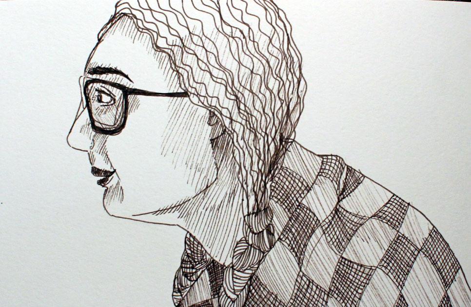 Les portraits volés du Starbucks