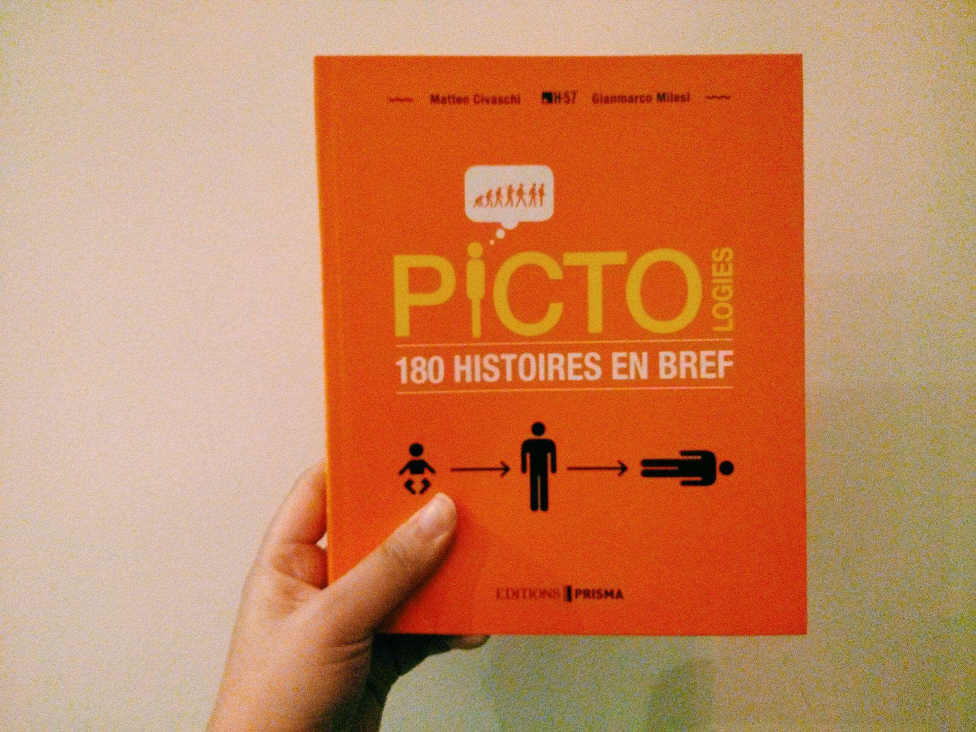 Pictologies, 180 histoires en bref