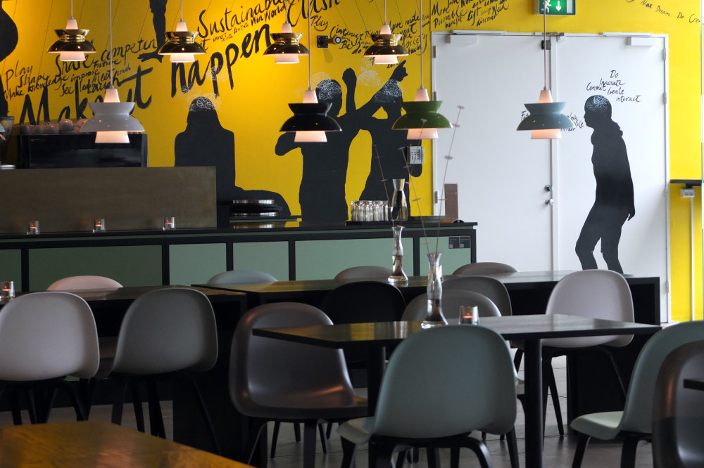 CPH : Un café au Centre du Design Danois