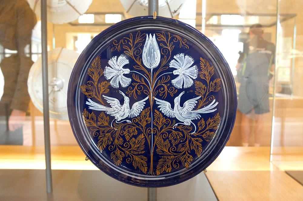 Visite du musée de la faïence de Nevers