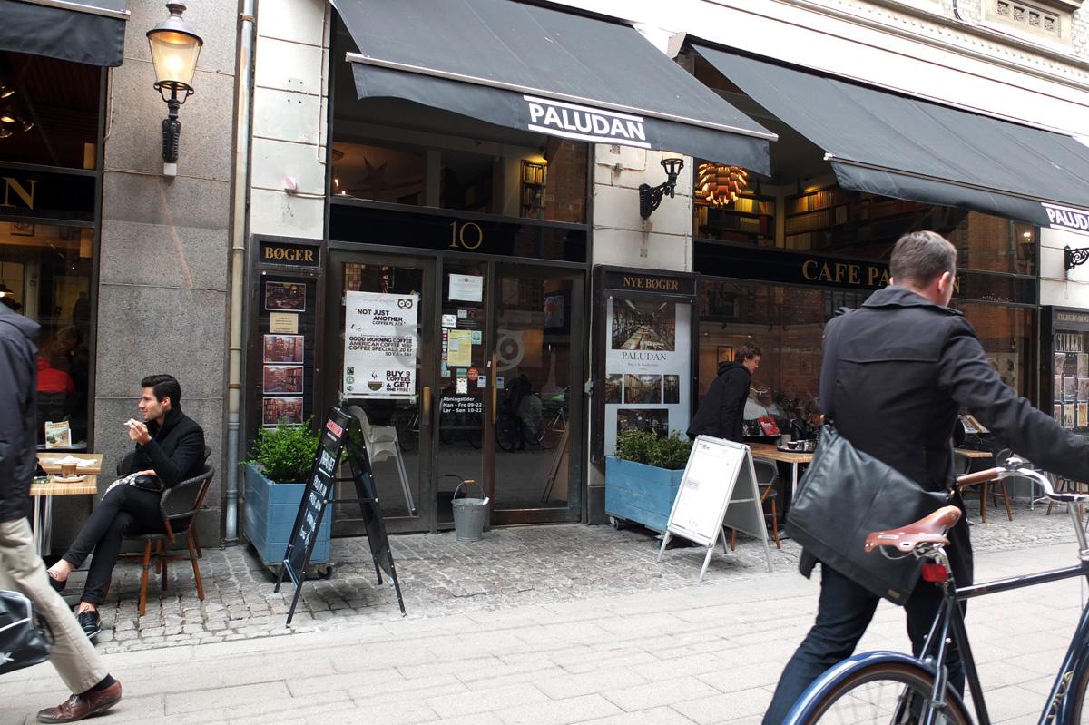 Le Café parfait est à Copenhague