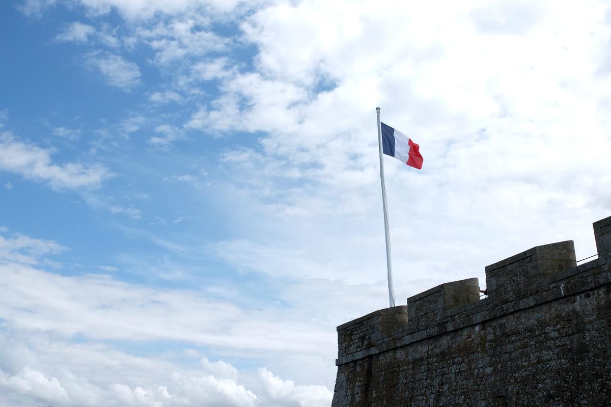 Le fort national de Saint-Malo, pas construit par Vauban