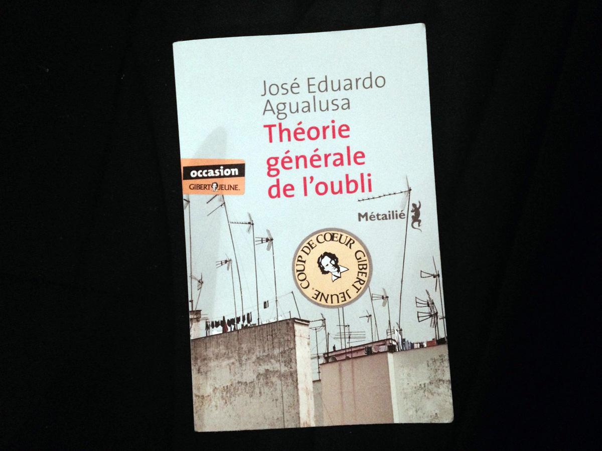 Théorie générale de l'oubli, de José Eduardo Agualusa