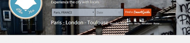 Tourisme : Guide Like You vous met en relation avec un local