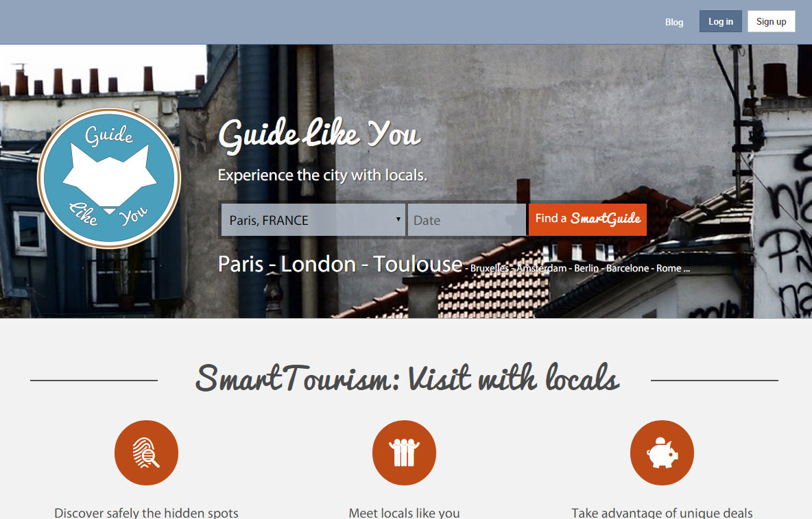 Tourisme : Guide Like You vous met en relation avec un local