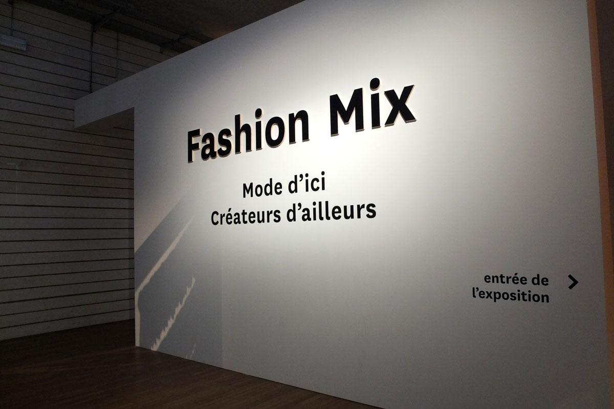 Fashion Mix au musée de l'histoire de l'immigration