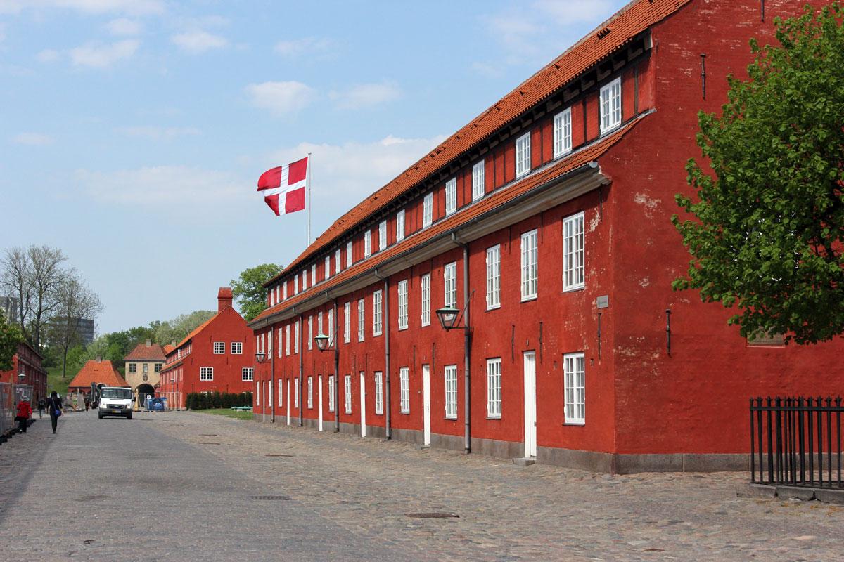 Kastellet : Visite de la citadelle de défense de Copenhague