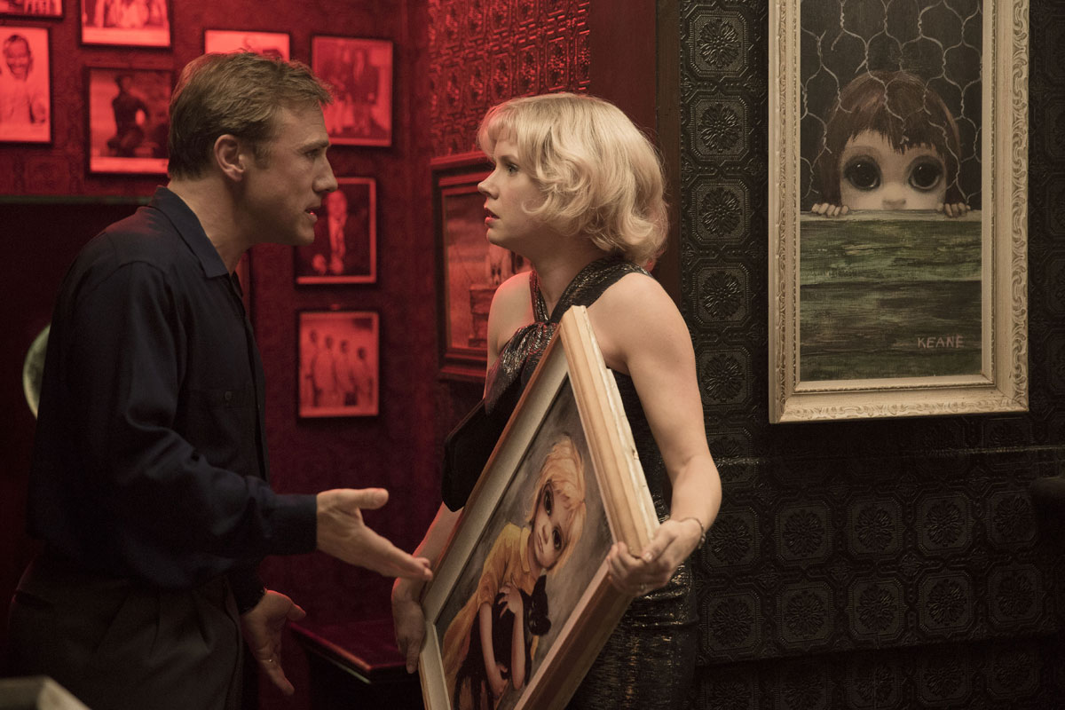 « Big Eyes », de Tim Burton, biopic ou bien ?