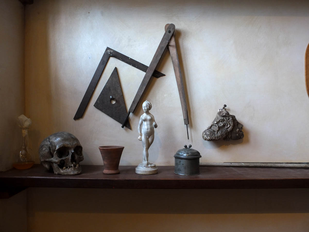 Visite du musée de la maison de Rembrandt !