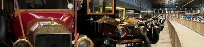 Le musée automobile de Reims