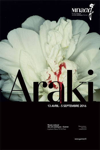 Érotisme brut avec Araki au musée Guimet