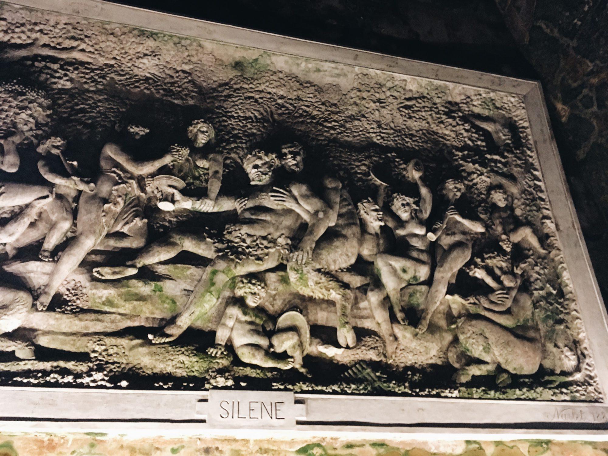 Visite des caves du domaine Pommery / Expérience Pommery #13