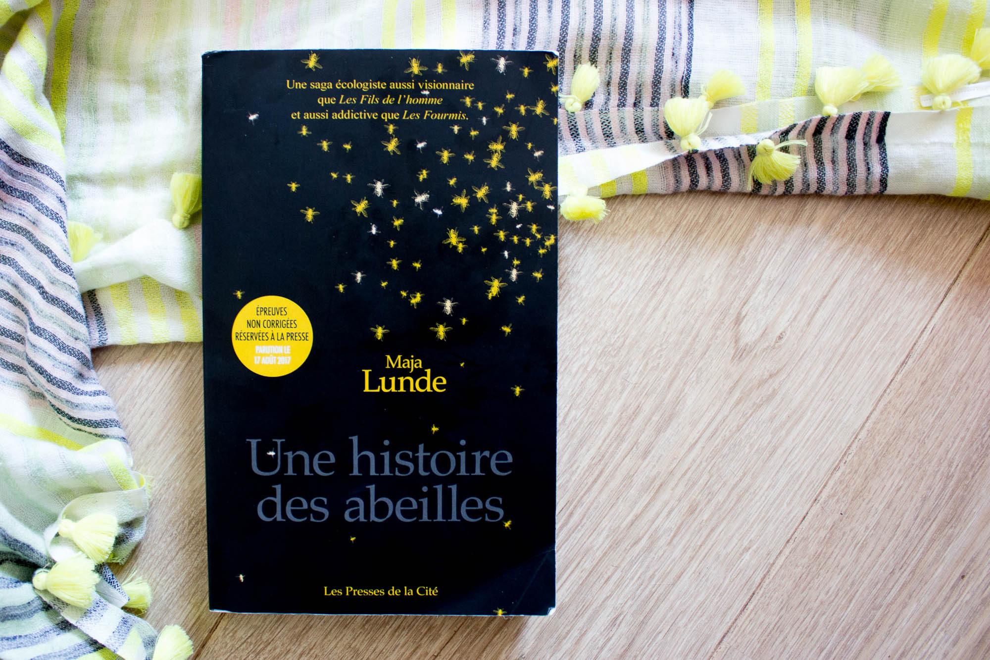 """""""Une histoire des abeilles"""" ce roman d'anticipation que nous devrions tous lire"""