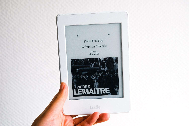 «Couleurs de l'incendie» de Pierre Lemaitre