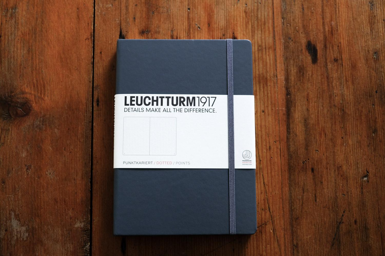 Toutes les raisons de préférer les carnets Leuchtturm1917
