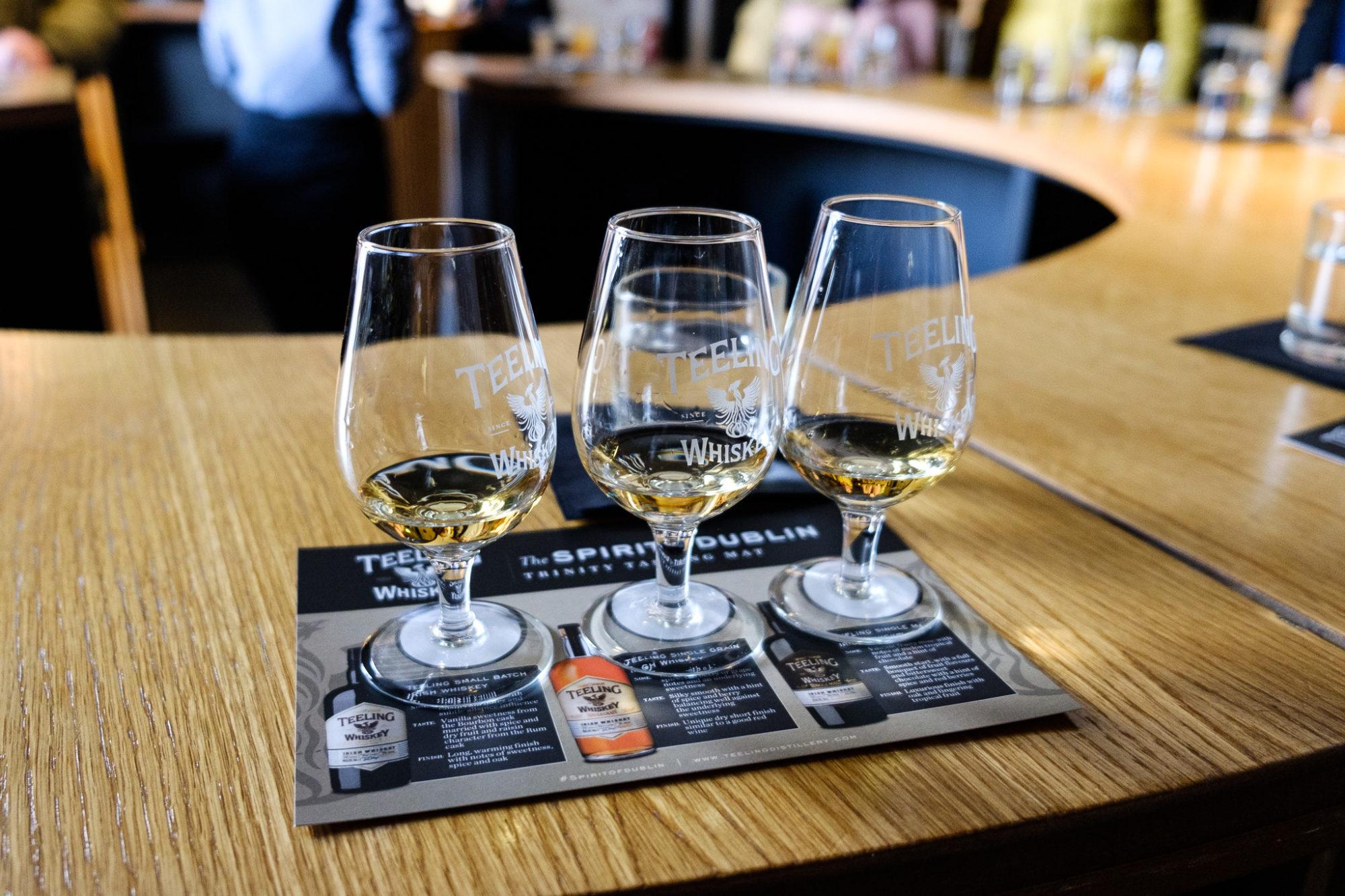 Teeling Whiskey, l'esprit de Dublin à visiter et à sentir