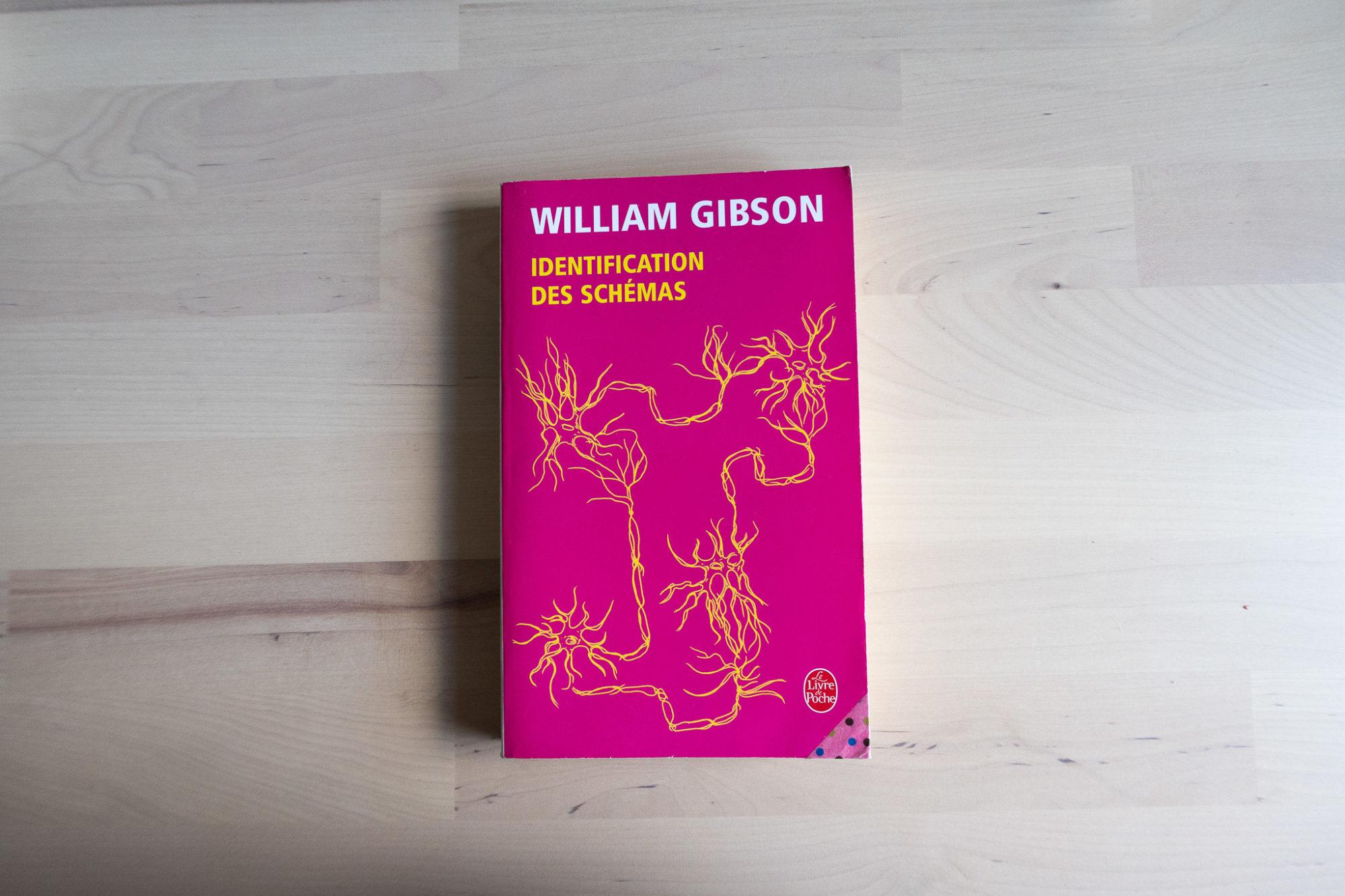 Identification des schémas, de William Gibson